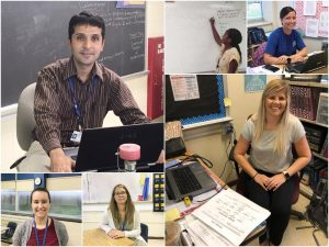 PA welcomes new staff this year - Profiles!