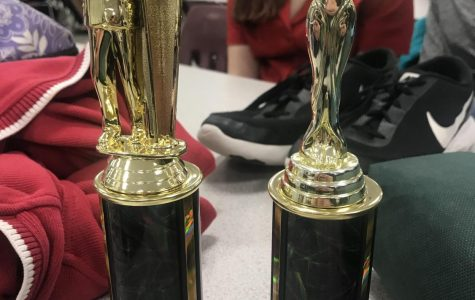 Forensics season off to a good start with two wins in practice competition