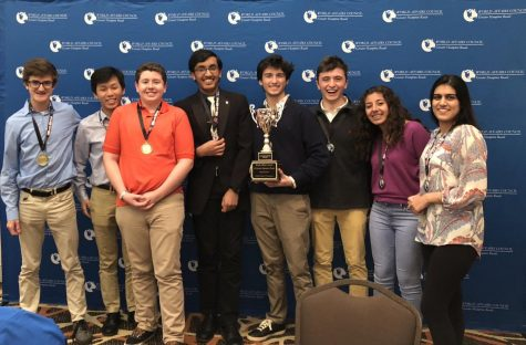 Scholastic Bowl finishes fourth at states