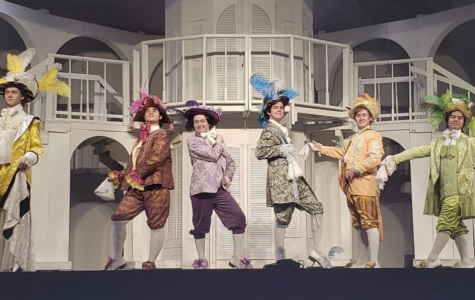 The Scarlet Pimpernel is a musical of flamboyance, wit, and espionage