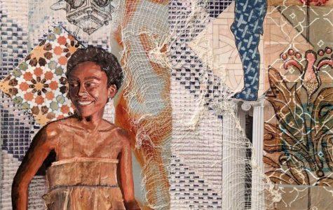 Art teacher Betsy Dijulio showcases her art in new Norfolk exhibit