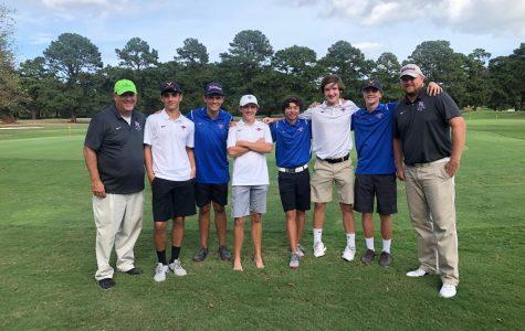 Boys golf team participates in Regionals and States