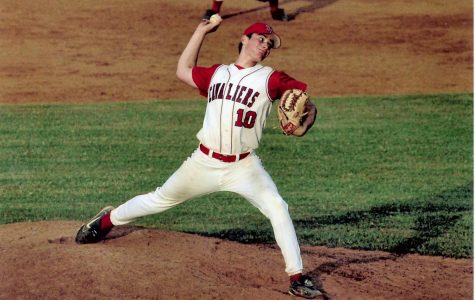 From Princess Anne to world series champion: the Daniel Hudson story