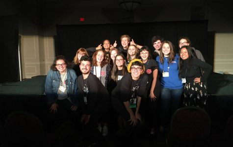 """PA studio theater class puts on a shining performance of """"These Shining Lives"""""""