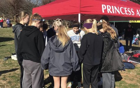 Boys and girls cross country's top seven runners qualify for states
