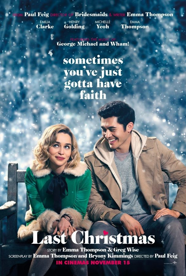 Last Christmas captures the chaotic energy of the holiday season
