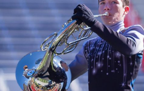 Sophomore Gabe Boyd offered position in the drum corps of the Spirit of Atlanta