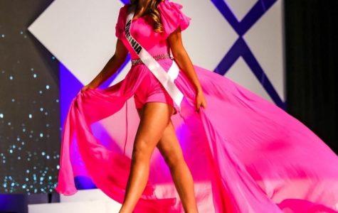 Freshman Hannah Grau competes in nationwide pageants