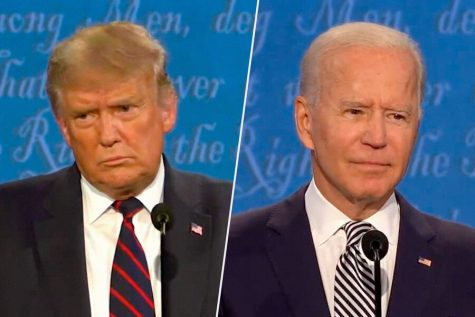 First Presidential Debate 2020 (Biden vs. Trump)
