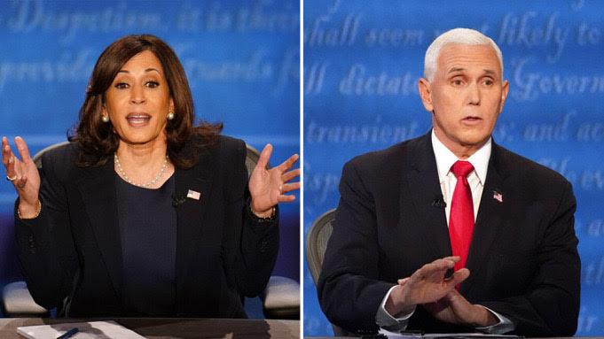 Vice Presidential Debate 2020 (Harris vs. Pence)