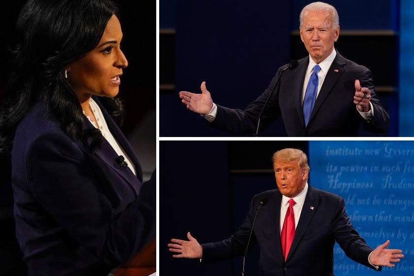 Final Presidential Debate 2020 (Trump vs. Biden)