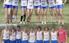 PA Cross country girls and boys team on April 23. Courtesy of @princessanne_xc.